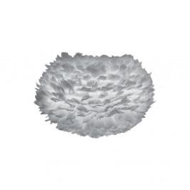 Sivé tienidlo z husieho peria VITA Copenhagen EOS, Ø45 cm