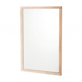 Matne lakované dubové zrkadlo Folke Lodur