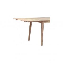 Svetlá dubová doska na predĺženie rozkladacieho dubového jedálenského stola Folke Mimi