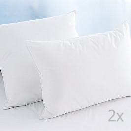 Sada 2 vankúšov White, 50×70cm