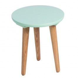 Zelený stôl D2 Bergen, 30 cm