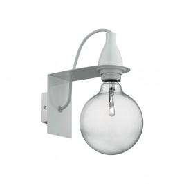 Biele nástenné svietidlo Evergreen Lights City