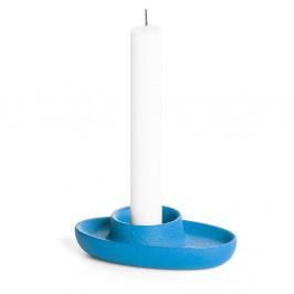 Modrý svietnik EMKO Aye Aye One Candle