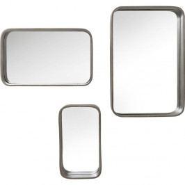 Sada 3 zrkadiel Kare Design Mirror Pfiff