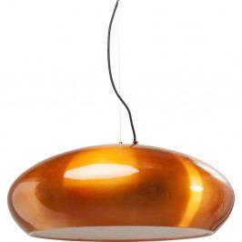 Stropné svietidlo v mosadznej farbe Kare Design Champignon