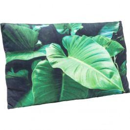 Zelený vankúš Kare Design Jungle, 30×50 cm