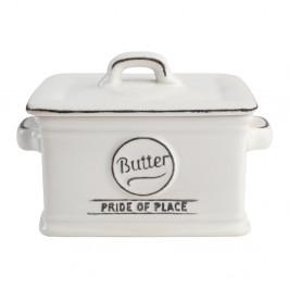 Biela nádoba na maslo T&G Woodware PrideofPlace
