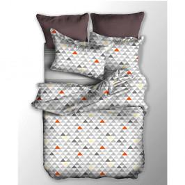 Obojstranné obliečky z mikrovlákna DecoKing Basic Fizzy, 135x200cm