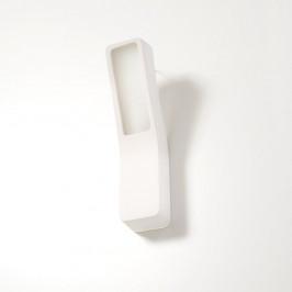 Nástenné keramické svetlo Nice Lamps Candela Glass