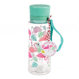 Fľaša na vodu Rex London Flamingo Bay, 600 ml