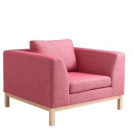 Ružové kreslo Custom Form Ambient