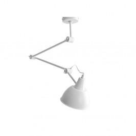 Biele závesné svietidlo Custom Form Coben