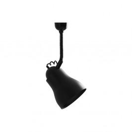 Čierne závesné svietidlo Custom Form Globo
