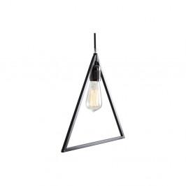 Čierne závesné svetlo Custom Form Triam