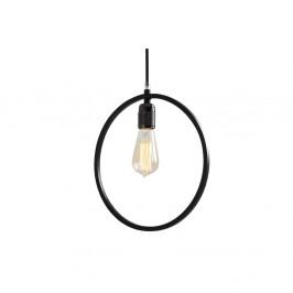 Čierne závesné svietidlo Custom Form Veto