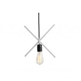 Biele závesné svetlo Custom Form Xlamp