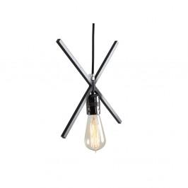 Čierne závesné svetlo Custom Form Xlamp