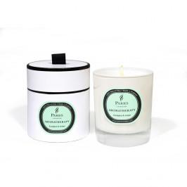 Sviečka s vôňou eukalyptu a borievky Parks Candles London, 45hodín horenia