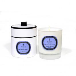 Sviečka s vôňu fialiek, harmančeka a medu Parks Candles London Aromatherapy, 50hodín horenia