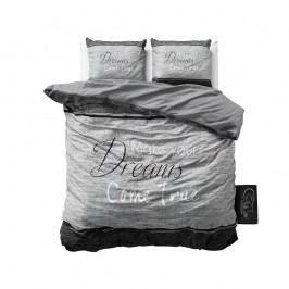 Obliečky z mikroperkálu Sleeptime True Dreams, 160x200cm