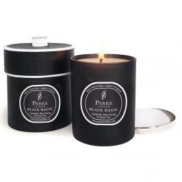 Sviečka s vôňou zeleného čaju, levandule a May Chang Parks Candles London Magic, 50hodín horenia