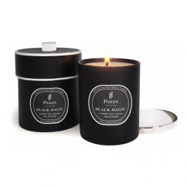 Sviečka s vôňou levandule a orgovánu Parks Candles London  Magic, 50hodín horenia