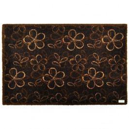 Rohožka Zala Living Floral Brown, 50×70cm