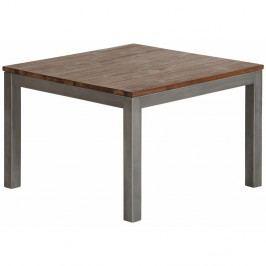 Konferenčný stolík z masívneho akáciového dreva Støraa Congo, 60×60cm