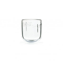 Sklenený pohár La Rochère Libellules, objem280ml