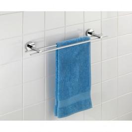 Dvojitý držiak na uteráky bez nutnosti vŕtania Wenko Vacuum-Loc Capri, až 33g