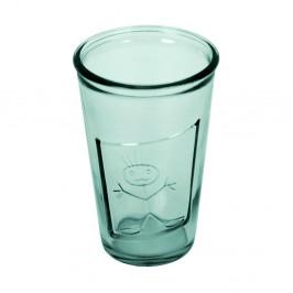 Číry pohár z recyklovaného skla Esschert Design Kluk