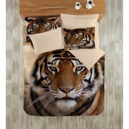 Obliečky s plachtou na dvojlôžko Big Cat, 200 x 220 cm