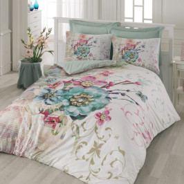 Bavlnené obliečky s plachtou Norma, 200 x 220 cm