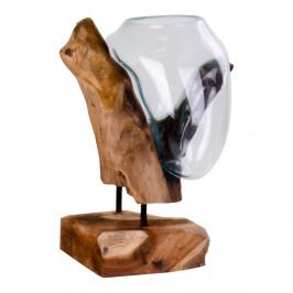 Dekorácia z teakového dreva House Nordic San Marino