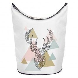 Úložný koš Butter Kings Deer In Triangles