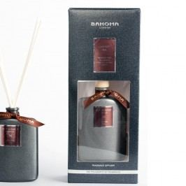 Vonný difuzér s vôňou karamelového čaju Bahoma, 100 ml