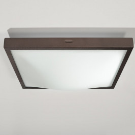 Stropné svetlo Nice Lamps Nebris, 31 x 31 cm