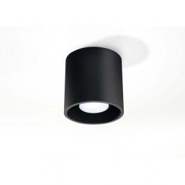 Čierne stropné svetlo Nice Lamps Roda 1