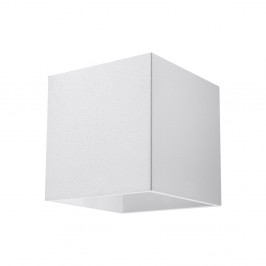 Biele nástenné svetlo Nice Lamps Geo