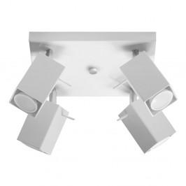 Biele stropné svetlo Nice Lamps Toscana 4