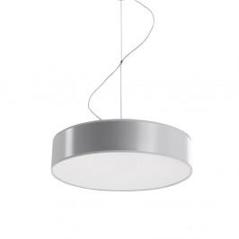 Sivé stropné svetlo Nice Lamps Atis