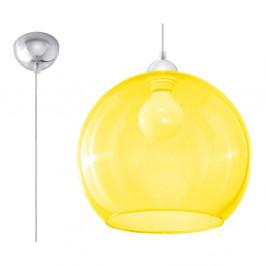 Žlté stropné svietidlo Nice Lamps Bilbao