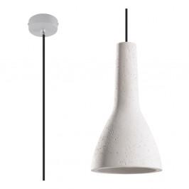 Biele stropné svetlo Nice Lamps Mattia