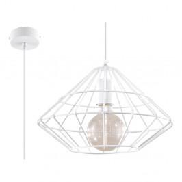 Biele stropné svetlo Nice Lamps Editta