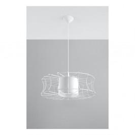 Biele stropné svetlo Nice Lamps Parla