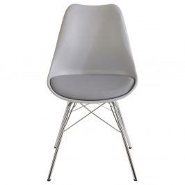 Sada 2 sivých stoličiek Støraa Jackson