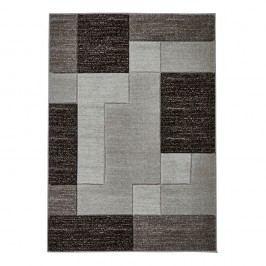 Béžový koberec Think Rugs Matrix, 120x170cm