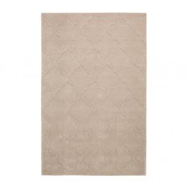 Béžový ručne tuftovaný koberec Think Rugs Hong Kong Puro Beige, 150×230 cm