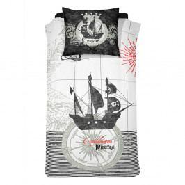 Bavlnené posteľné obliečky Damai Pirates, 200×140 cm