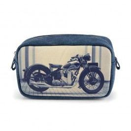 Malá kozmetická taštička Catseye London Motorcycle